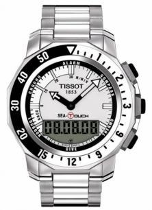 Ceas Tissot Sea Touch T026.420.11.031.00 - 33 %
