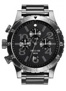 Ceas Nixon 48-20 Chrono All Gunmetal A486 632
