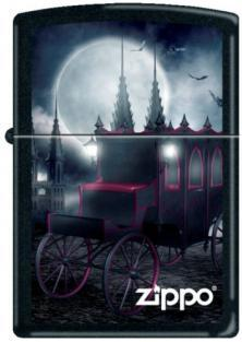 Brichetă Zippo Goth Carriage And Bat 9216