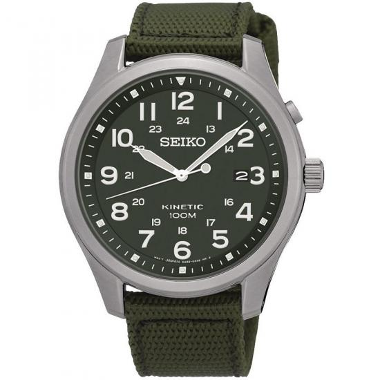 Ceas Seiko SKA725P1 Kinetic Military