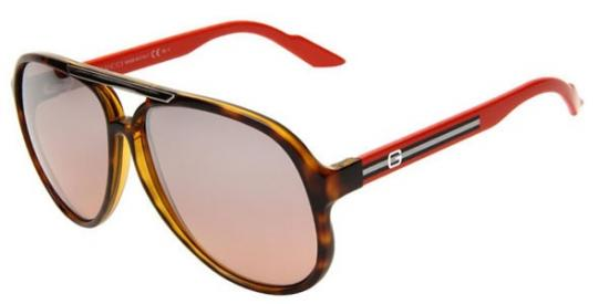 GUCCI GG1627/S Q22G4 Dark Havana/Brown