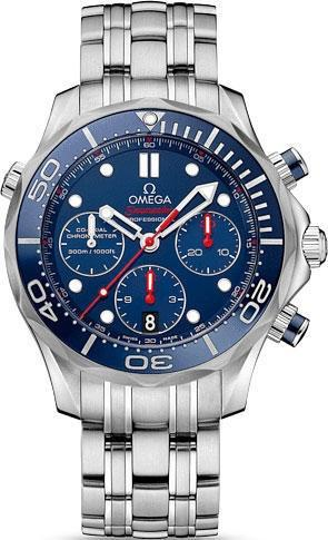 Ceas Omega Seamaster 300m Diver Co-Axial Chronograph  212.30.44.50.01.001 (ceasul folosit)