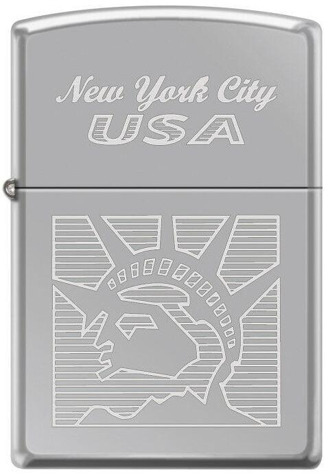 Brichetă Zippo Statue of Liberty New York 2118