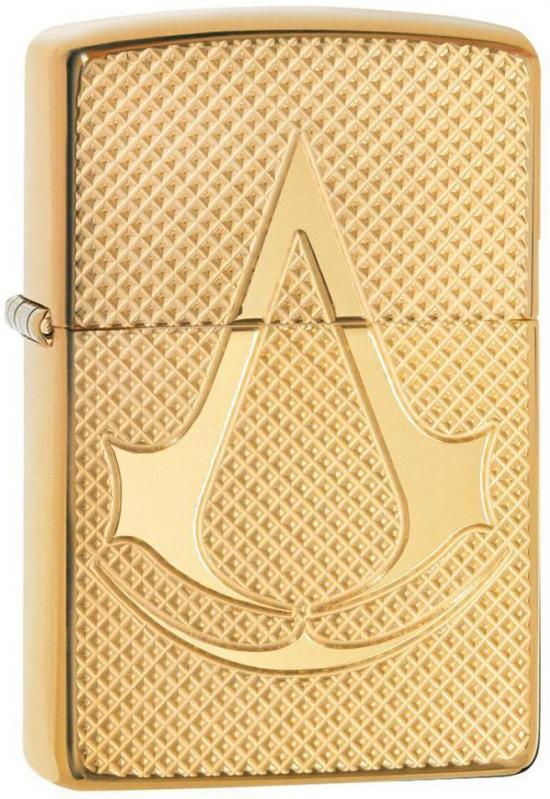 Brichetă Zippo 29519 Assassins Creed