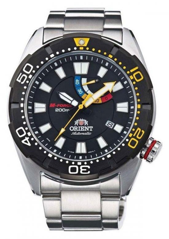 ORIENT SEL0A001B M-Force